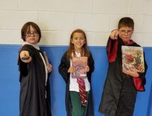 Literacy Character Day
