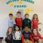 1st Grade- October 2018 Winners!