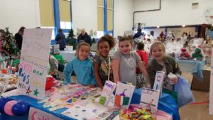 MSMA Craft Fair:  Third Graders