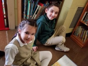 Reading Buddy at MSMA